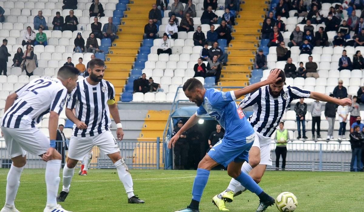 Super League 2: Άσφαιρο το ντέρμπι στη Ριζούπολη - Sportime.GR