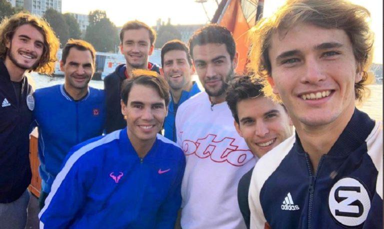 ATP Finals Λονδίνο: Τα «τρελά» λεφτά που διεκδικεί ο Τσιτσιπάς!