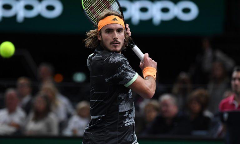 Τσιτσιπάς: Οι αντίπαλοι στους ATP Finals (pic)