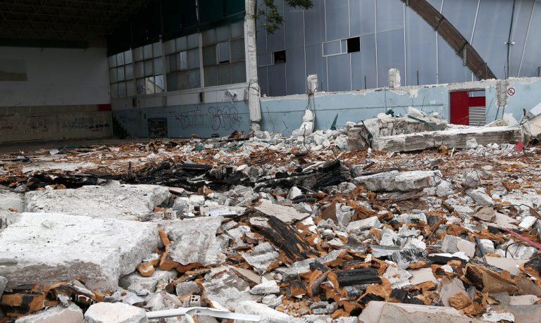 Δήμαρχος Νέας Σμύρνης: «Θα δούμε αν θα προχωρήσει το γήπεδο μπάσκετ»! (vid)