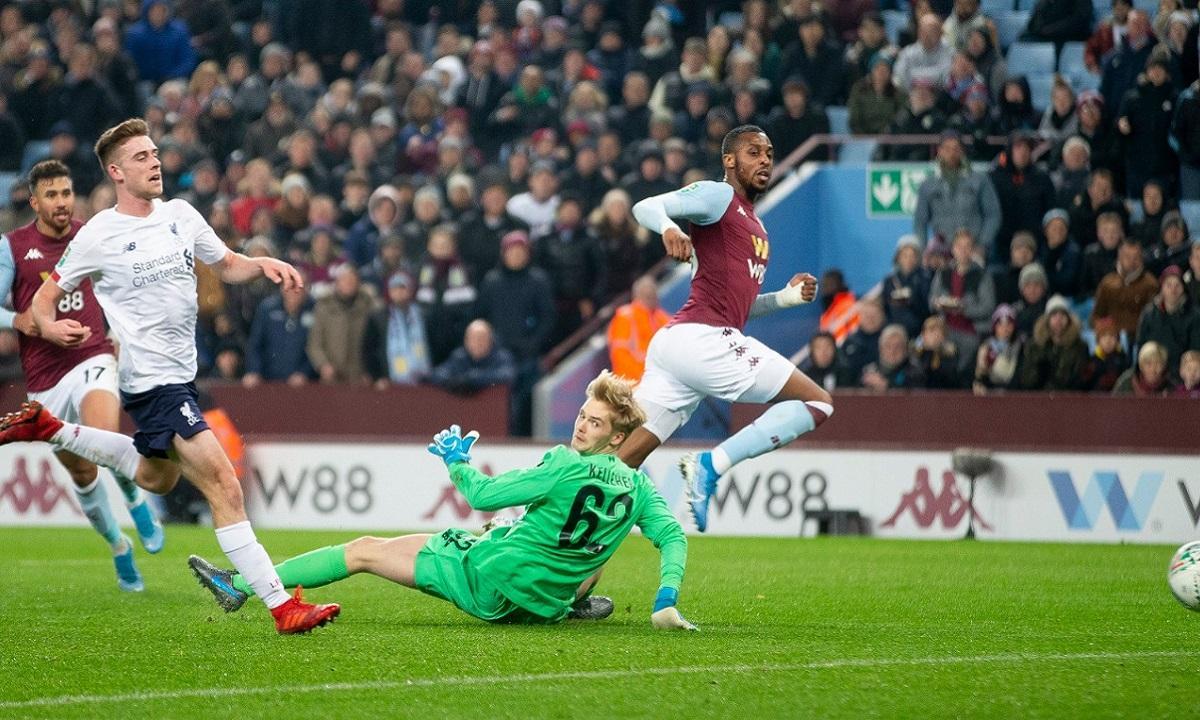 Άστον Βίλα – Λίβερπουλ 5-0: Πέρασαν οι «χωριάτες» σε ματς-φιάσκο