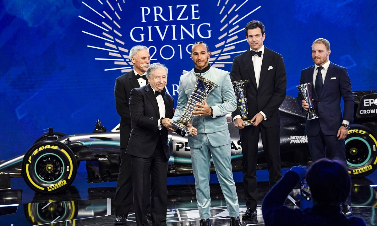 Χάμιλτον: «Η καλύτερη χρονιά της καριέρας μου» - Sportime.GR
