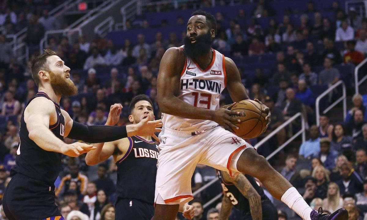 NBA: 47 ο Χάρντεν, 30 ο Γουέστμπρουκ, «απογείωση» για τους Ρόκετς! (vids) - Sportime.GR