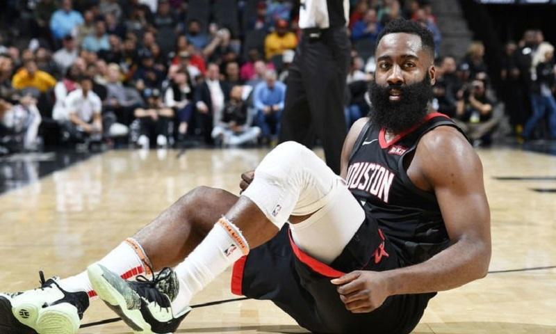 NBA: Απίστευτο λάθος, ο Χάρντεν καρφώνει, το καλάθι δεν μετράει! (vid) - Sportime.GR
