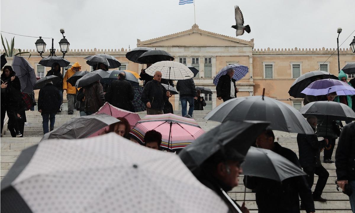 Καιρός 23/12: Βροχές και καταιγίδες - Sportime.GR