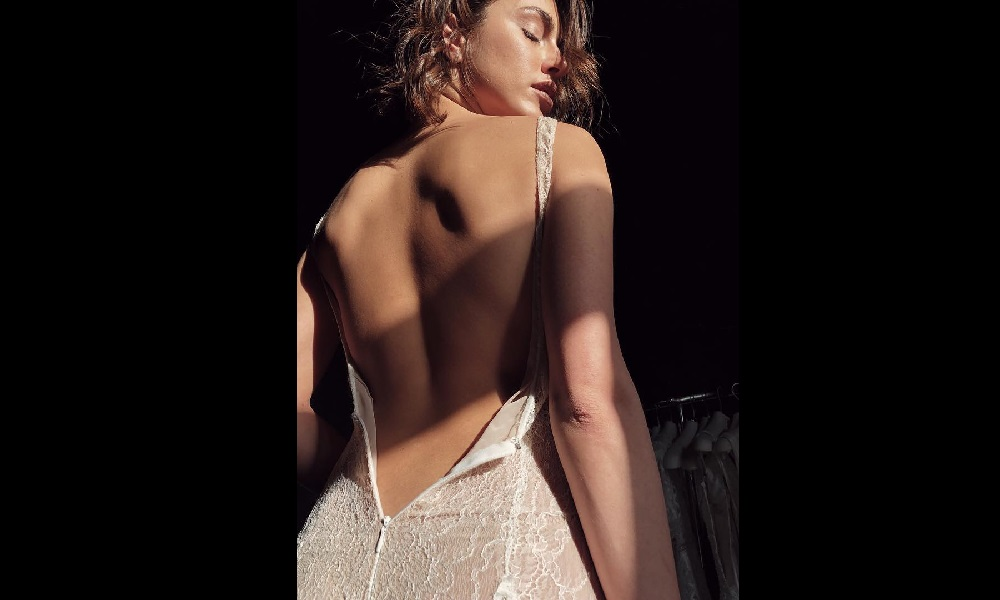 GNTM: Η Κάτια θύμισε την Σάαρον Στόουν από το «Βασικό ένστικτο» (pics)