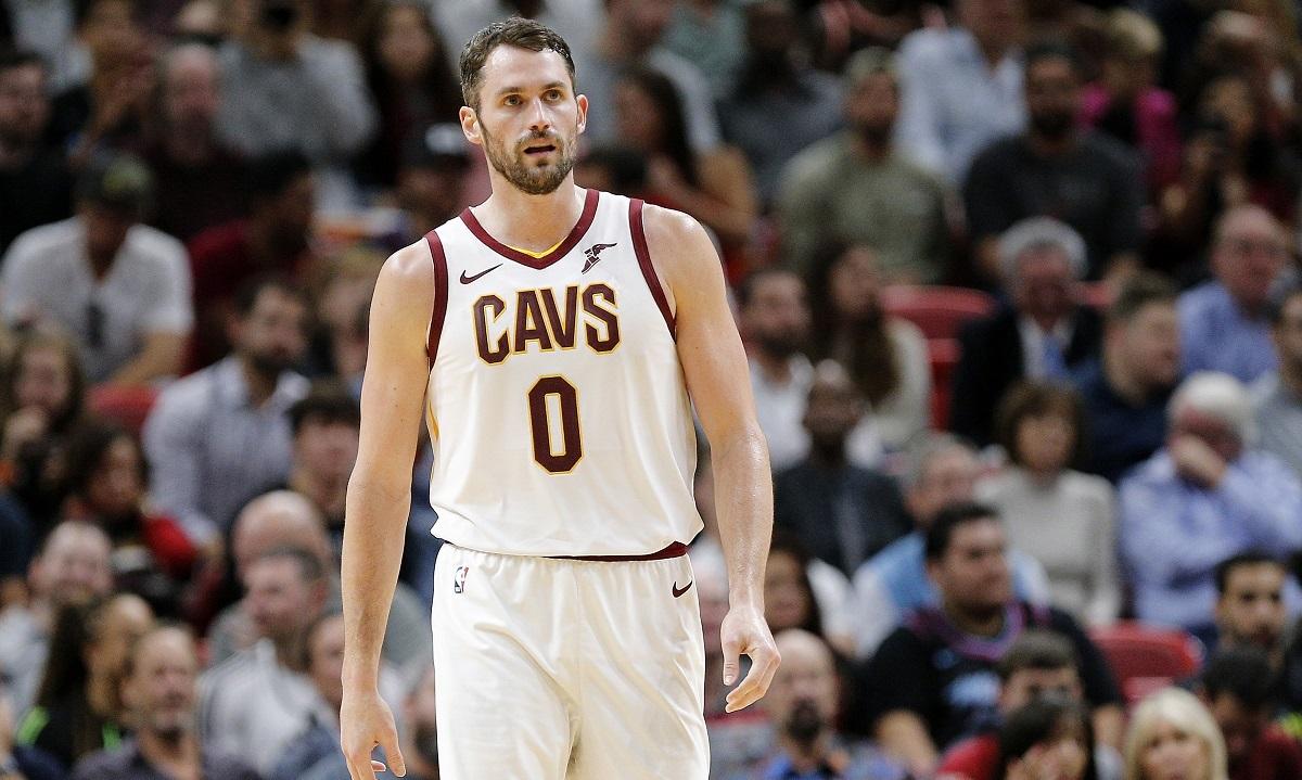 NBA: Οι Καβαλίερς ανταλλάσουν τον Κέβιν Λαβ! (vid)