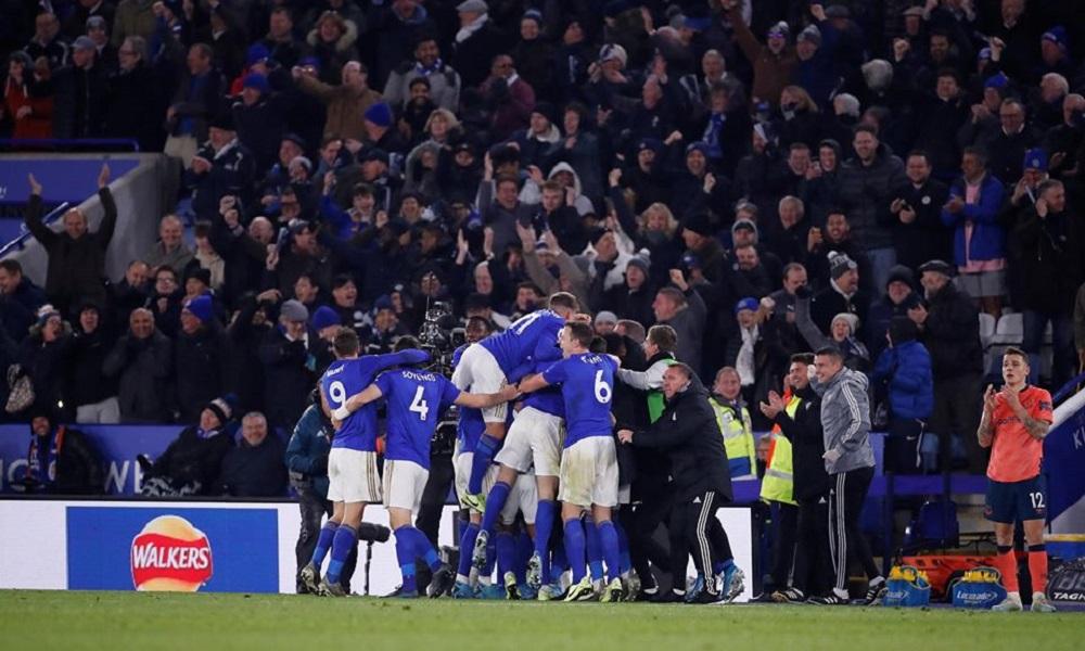 Premier League: Στο τέλος η Λέστερ, γκέλα η Γιουνάιτεντ (vid)