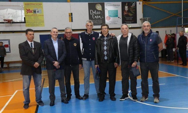 2οΤουρνουά «Μάκης Δενδρινός»: Νοσταλγία και συγκίνηση για τον Μάκη του Πανιωνίου