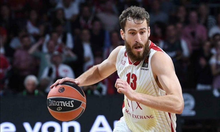 Euroleague: Υποψήφιος για την ομάδα της δεκαετίας ο Σέρχιο Ροντρίγκεθ (vid)