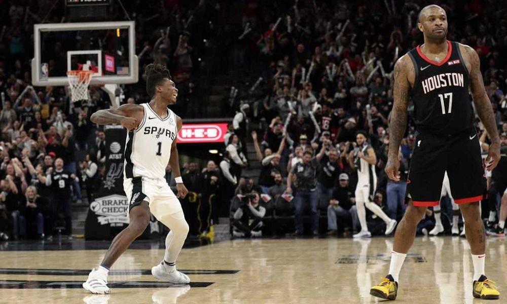 NBA: Το ντέρμπι του Τέξας στους Σπερς, νίκες για Ντάλας, Λέικερς (vids) - Sportime.GR