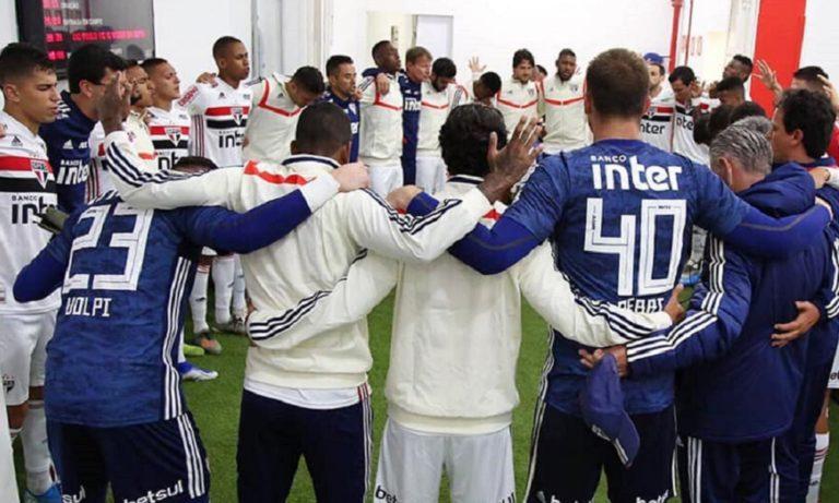 Χοσέ 4/12: Κυνηγάμε τα γκολ στο Σάο Πάολο-Ιντερνασιονάλ