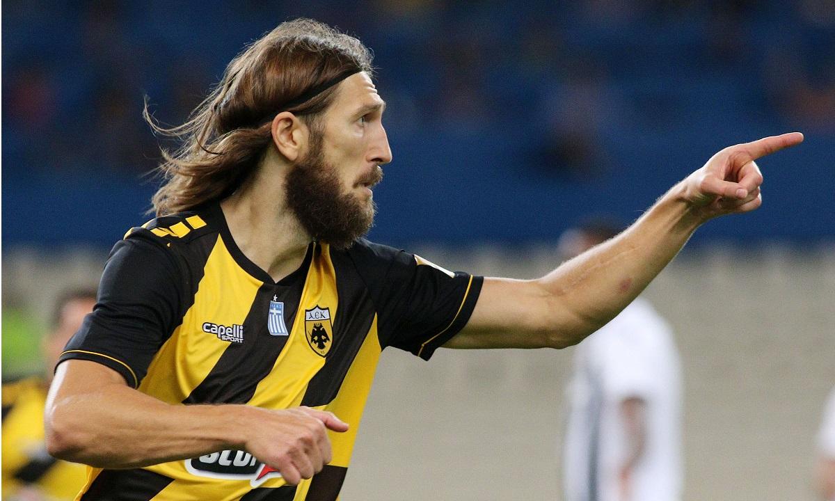 ΑΕΚ: Τσιγκρίνσκι για play off