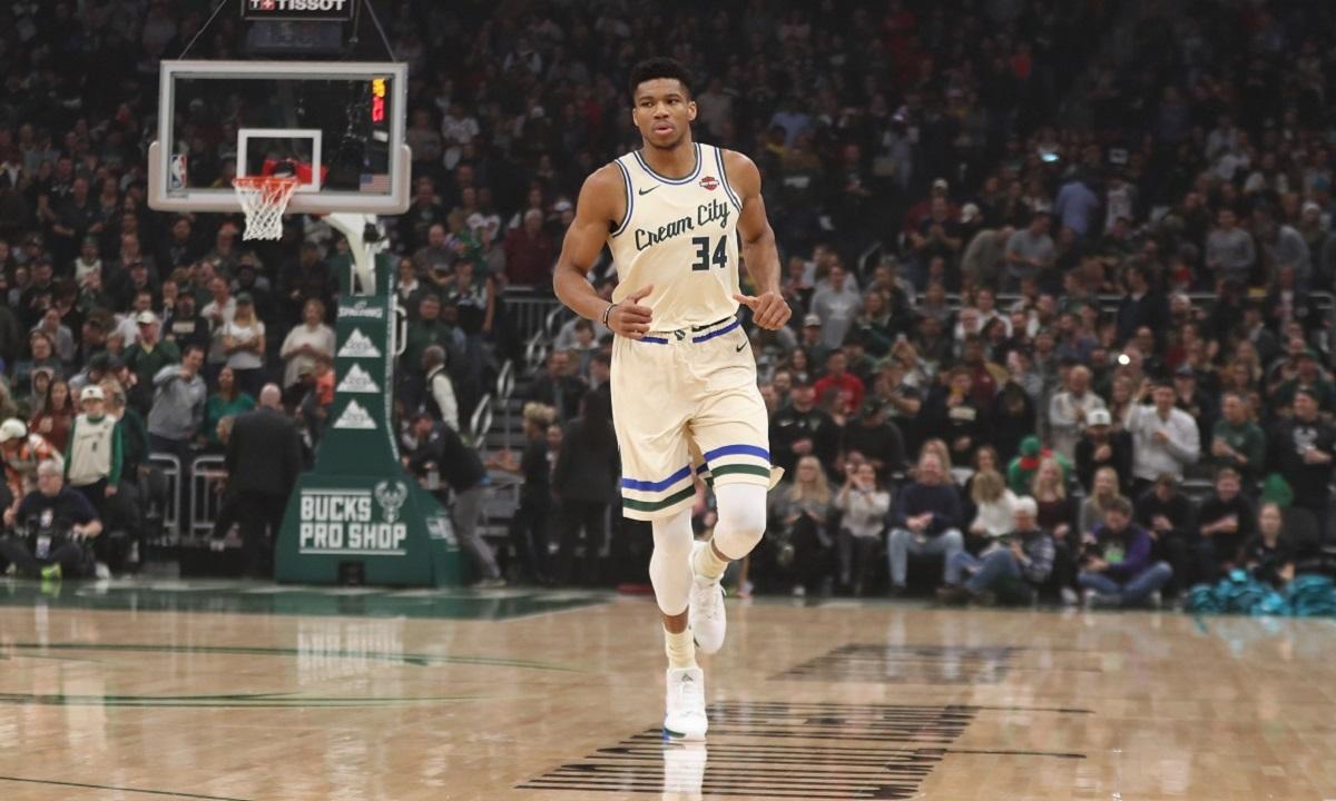 NBA: Ασταμάτητο οι Μπακς, κορυφαίος ο Αντετοκούνμπο (vids)