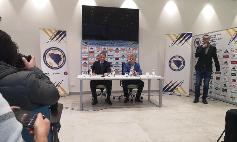 Ανακοινώθηκε από την Εθνική Βοσνίας o Ντούσαν Μπάγεβιτς