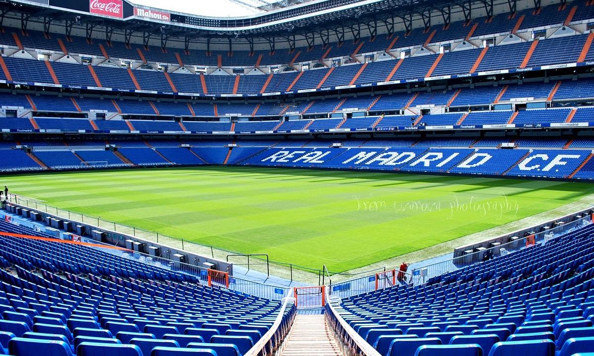 14 Δεκεμβρίου: Η Ρεάλ Μαδρίτης εγκαινιάζει το «Σαντιάγκο Μπερναμπέου» (vids)