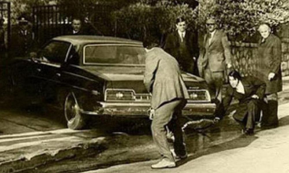 23/12 1975: Σαν σήμερα το πρώτο «χτύπημα» της «17 Νοέμβρη» (vid) - Sportime.GR