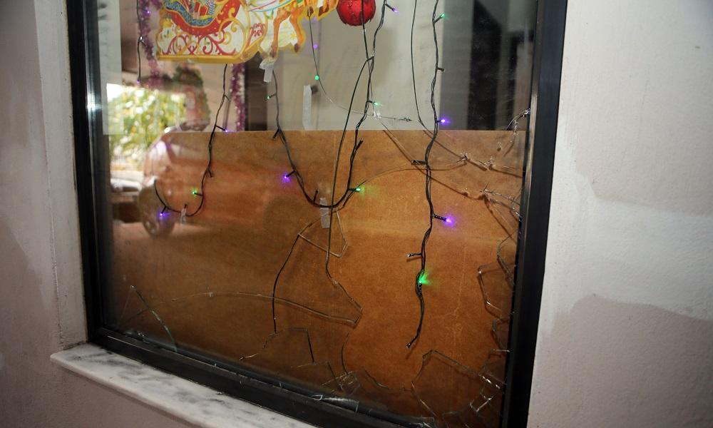 Έτσι έγινε η επίθεση στο σπίτι του Ευαγγέλου (pics)