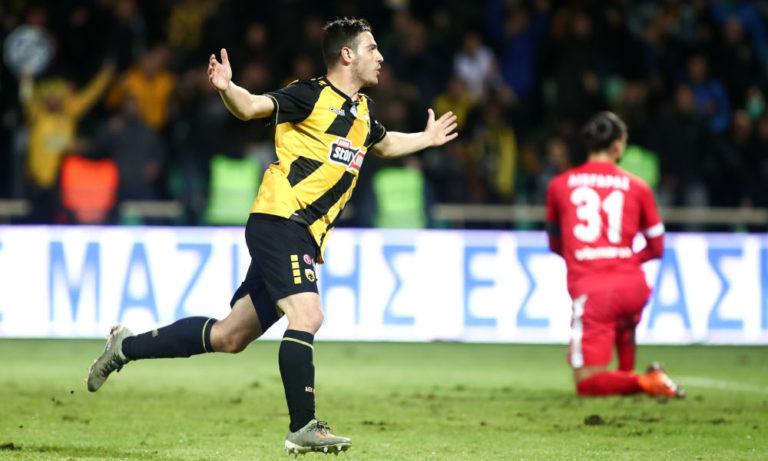 Ξάνθη-ΑΕΚ 0-1: Αμυνα και το… ξερό του Γαλανόπουλου έφεραν το διπλό!