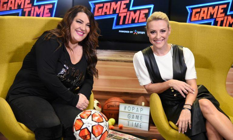 ΟΠΑΠ Game Time: Γυναικεία ματιά στη Super League με την Κατερίνα Ζαρίφη