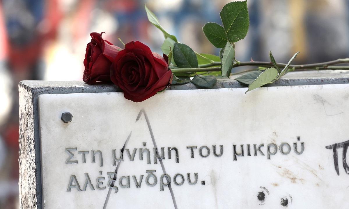 2008 (9/12): Σαν σήμερα η κηδεία του Αλέξανδρου Γρηγορόπουλου (vids)