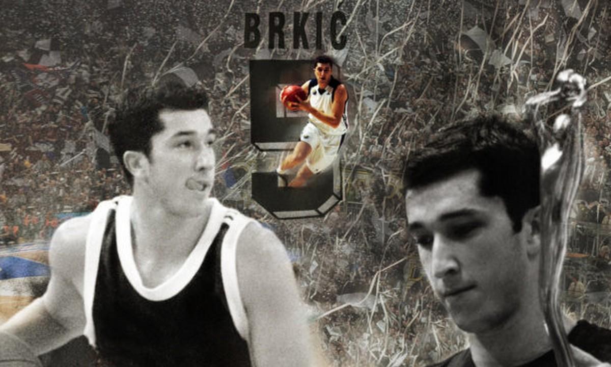 Όταν ο Χάρις Μπρκιτς δολοφονήθηκε έξω από το γήπεδο της Παρτίζαν (vid). Μαύρη μέρα για τον σερβικό αθλητισμό