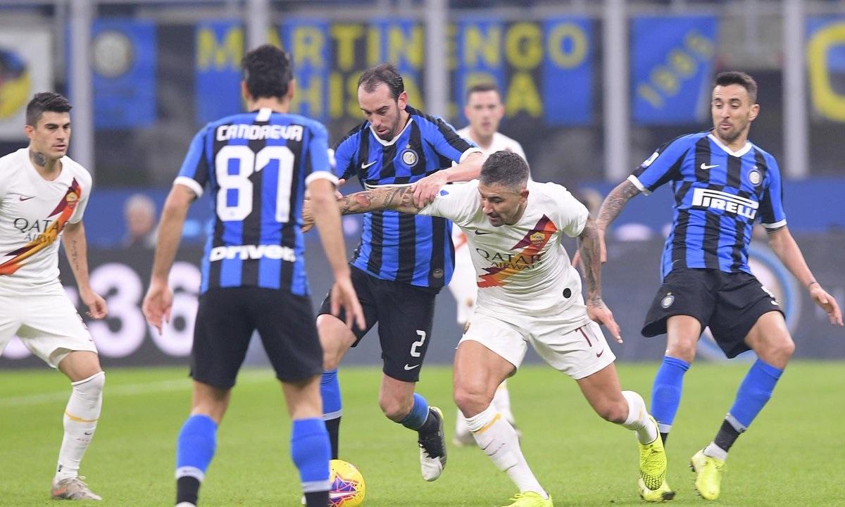 Αποτέλεσμα εικόνας για inter 0-0 roma