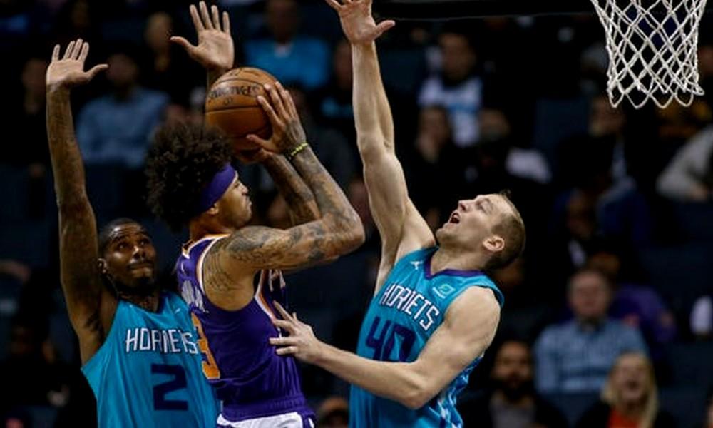 NBA: Ο Κέλι Ούμπρε Τζούνιορ «εκτέλεσε» τους Χόρνετς (vids)