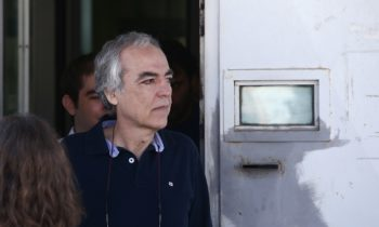 Κουφοντίνας: Έκκληση νομικών για τη ζωή του απεργού πείνας κρατούμενου επέδωσε αντιπροσωπεία δικηγόρων την Τετάρτη (24/2).
