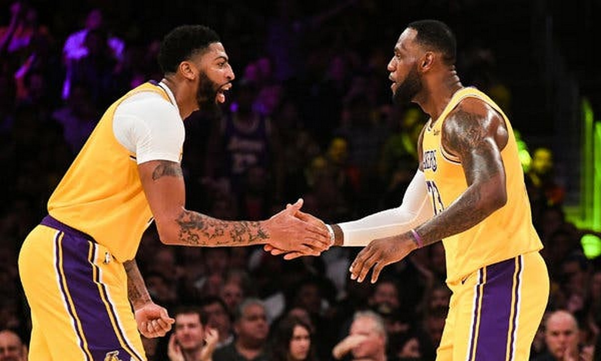 NBA: Χωρίς… φρένα Λέικερς και Χάρντεν (vids) - Sportime.GR