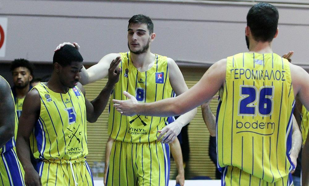 Basket League: Βαθμολογία – Αποτελέσματα (11η αγων.)