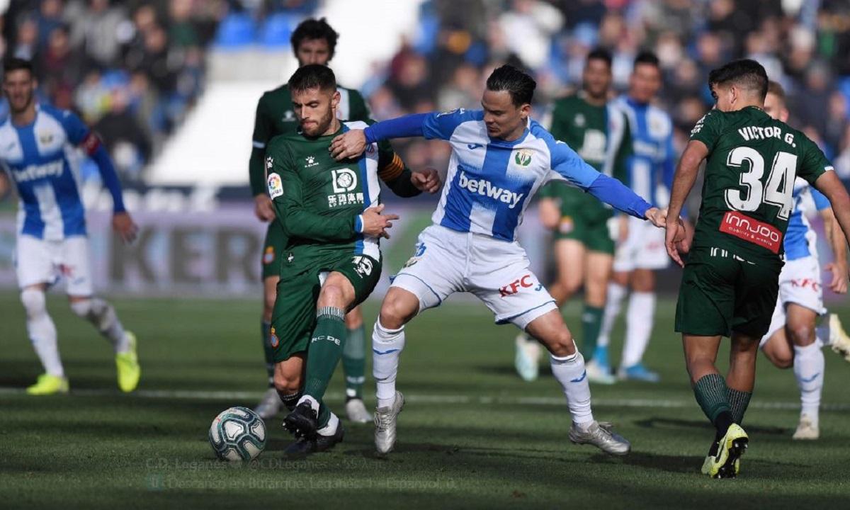 Primera Division: Η Λεγανές πήρε το ντέρμπι των «ουραγών»