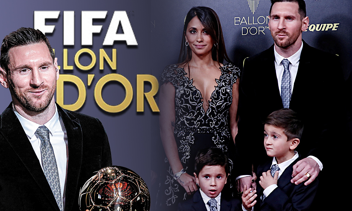 Λιονέλ Μέσι: Η οικογένειά του είναι ο αληθινός χρυσός!