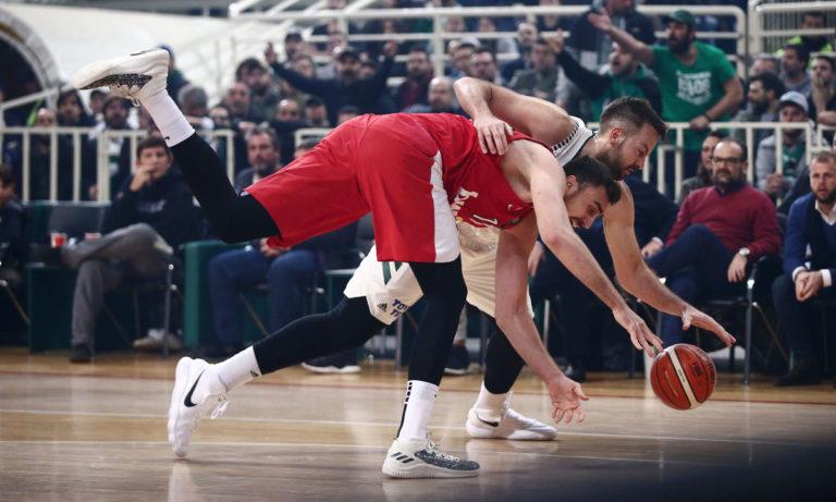 Αλήθεια σε πόσους έλειψε (αυτό) το Παναθηναϊκός-Ολυμπιακός;
