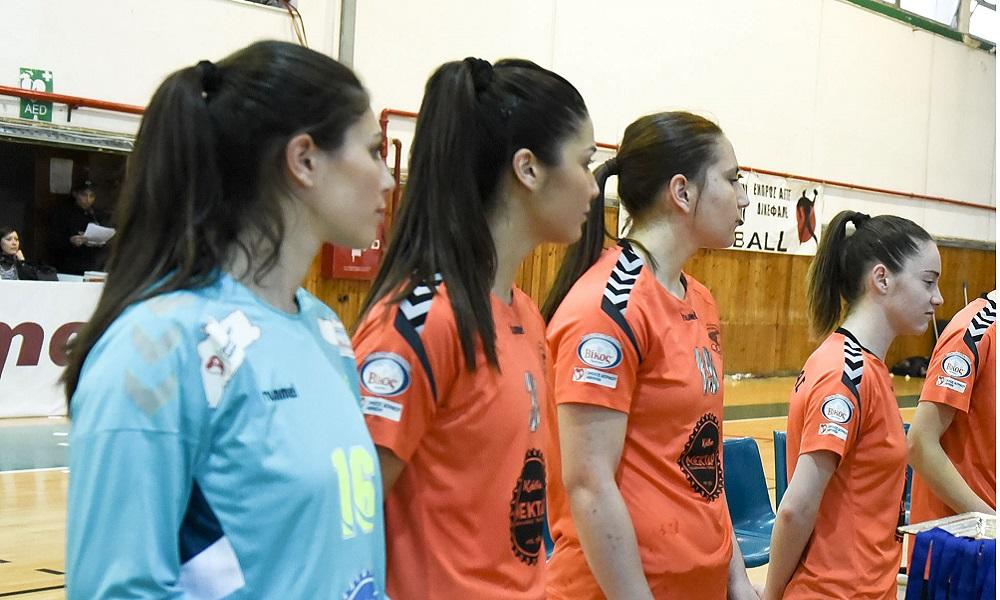 Χάντμπολ Γυναικών: Διπλό της Νέας Ιωνίας στη Βέροια - Sportime.GR