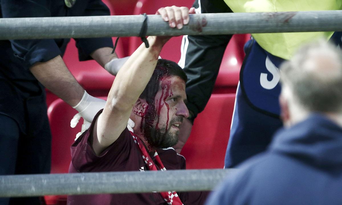 Ολυμπιακός: Η «καμπάνα» της UEFA για τα επεισόδια με την Μπάγερν