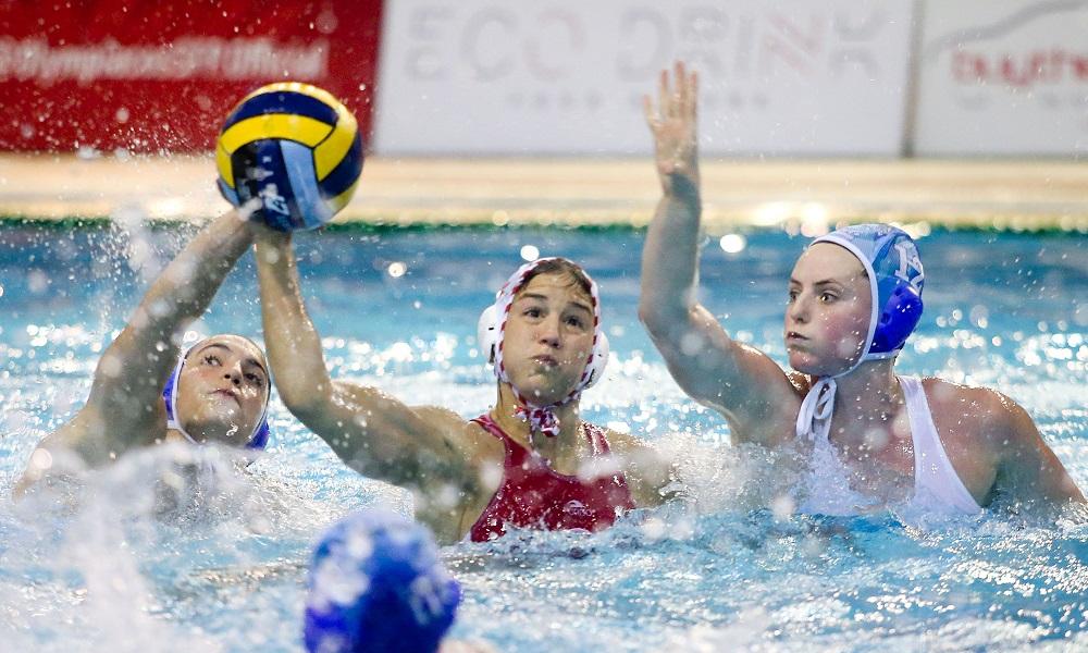 Ολυμπιακός-Εθνικός 17-12: Στο Final-4 οι «ερυθρόλευκες»
