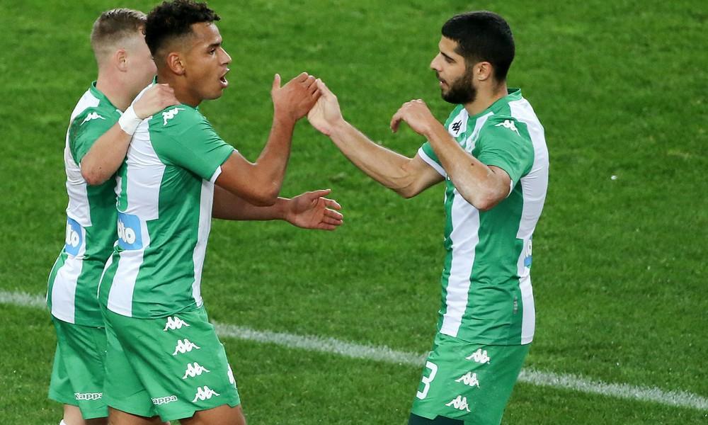 Παναθηναϊκός – Λαμία 2-0: Συνήλθε με Περέα