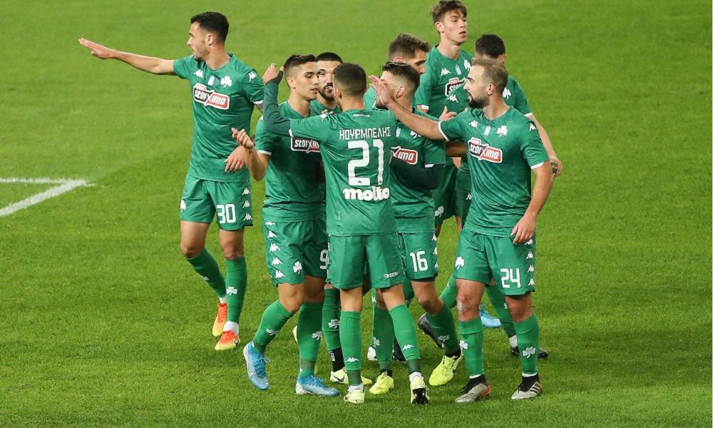 Παναθηναϊκός – Παναχαϊκή 2-0: Πρόκριση με Κολοβό και νέους (vids)