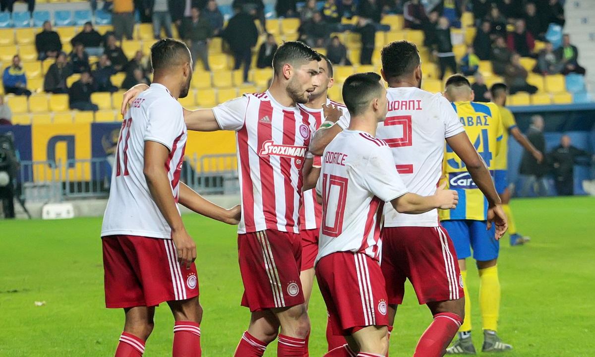 Βαθμολογία Super League 1: Ασταμάτητοι Ολυμπιακός και ΠΑΟΚ, 3η ξανά η ΑΕΚ