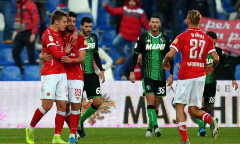 Coppa Italia: Έκανε την έκπληξη η Περούτζια (vids)