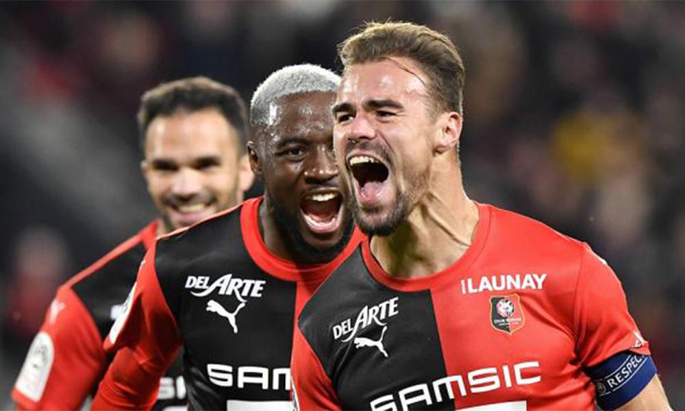 Ligue 1: Παρέμεινε στην πεντάδα η Ρεν. Νίκησε την Ανζέ εντός έδρας με 2-1...