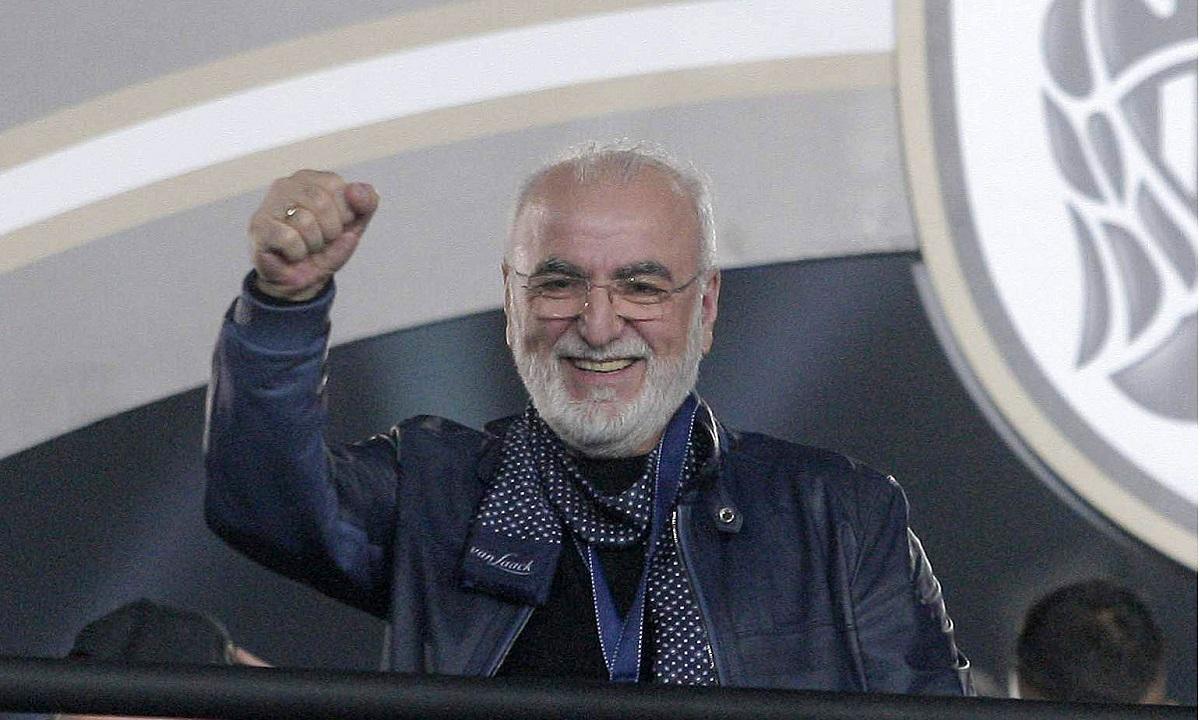 Ιβάν Σαββίδης: Στους δισεκατομμυριούχους του Forbes