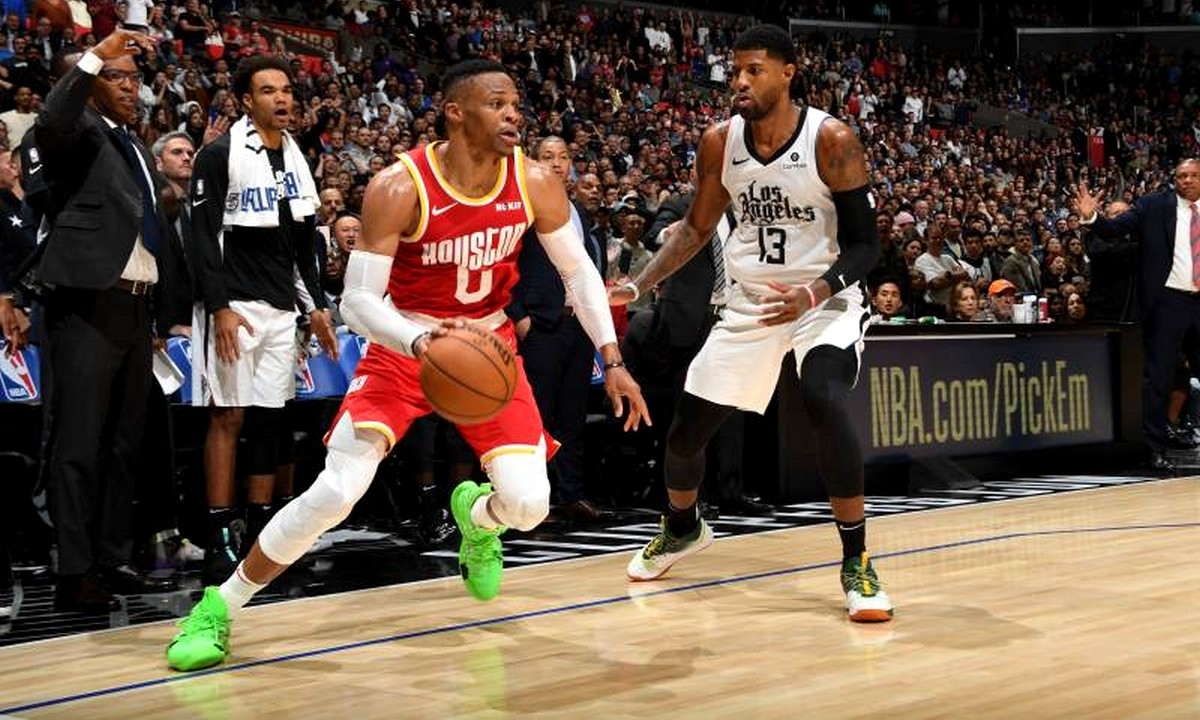 NBA: Γουέστμπρουκ και Ρόκετς «απέδρασαν» από το Λος Άντζελες! (vids) - Sportime.GR