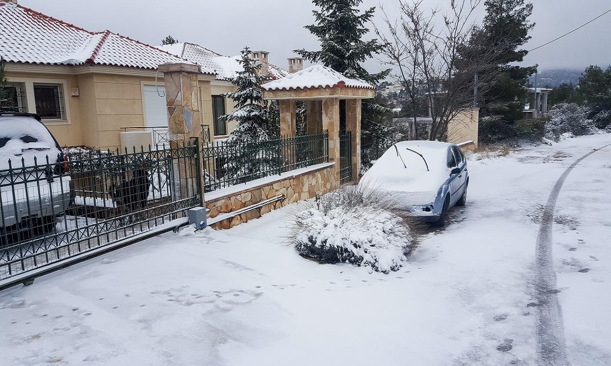 Καιρός: Ο χειμώνας… είναι εδώ – Πού θα χιονίσει το επόμενο διήμερο