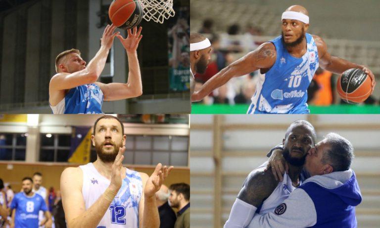 Ιωνικός: Η πιο σαρωτική αλλαγή στην Basket League
