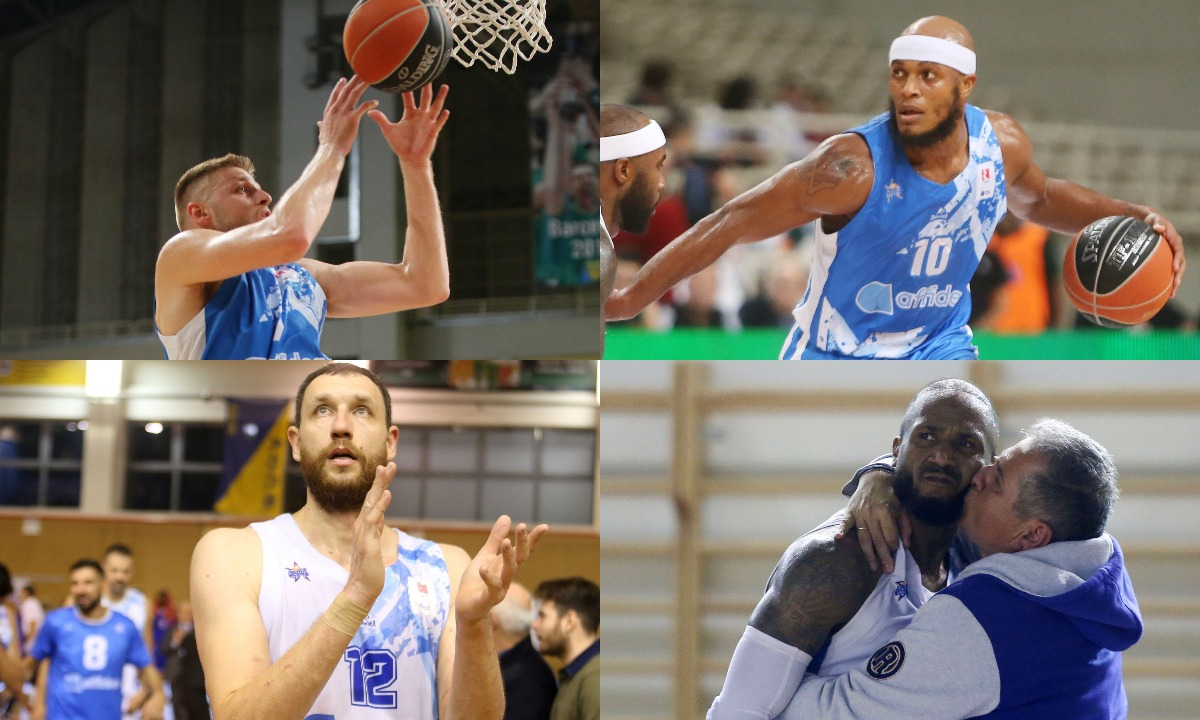 Ιωνικός: Η πιο σαρωτική αλλαγή στην Basket League - Sportime.GR