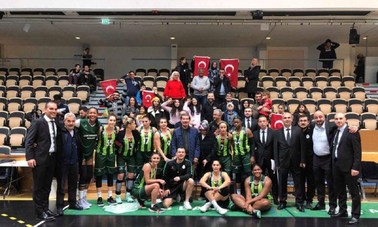 Ολυμπιακός: Η αντίπαλος στις 16 του EuroCup Γυναικών