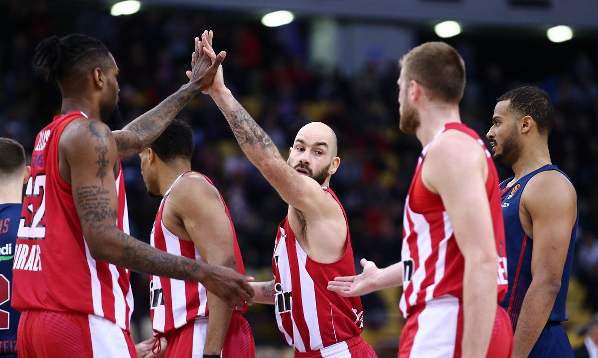 Ολυμπιακός- Μπασκόνια 80-70 : Γίνεται ομάδα του Μπαρτζώκα! (vid) - Sportime.GR