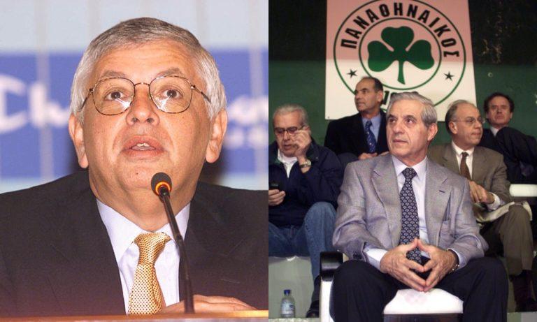 Όταν ο Παύλος Γιαννακόπουλος… τρέλανε τον Ντέιβιντ Στερν!